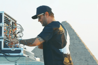 Watch Sébastien Léger Perform Once-in-a-Lifetime Set at the Great Pyramids of Giza