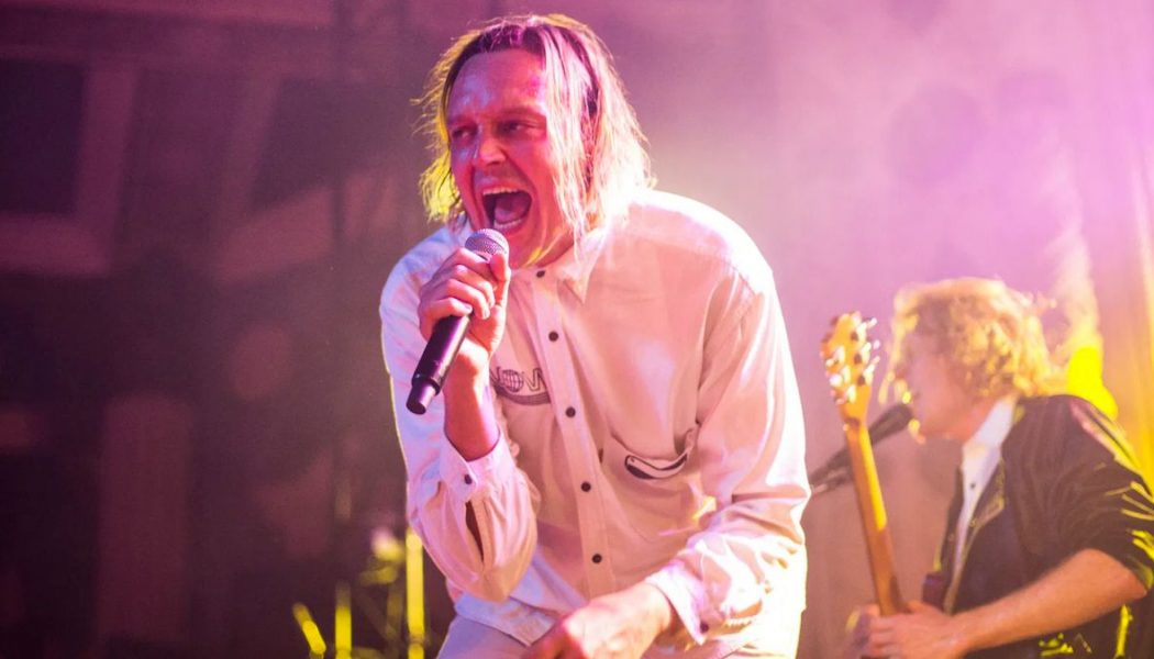"""Win Butler Hints That Arcade Fire Have Written """"Two or Three"""" Albums in Quarantine"""