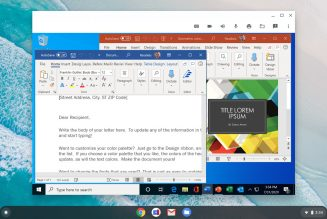 Windows apps now run on Chromebooks with Parallels Desktop