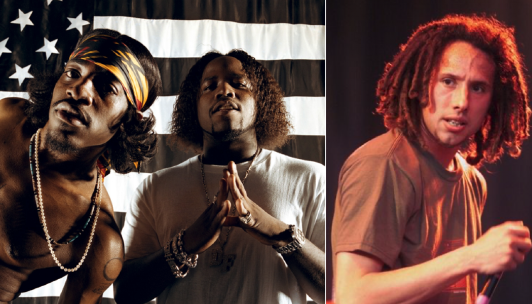 """Zack de la Rocha's Remix of OutKast's """"B.O.B."""" Receives First-Ever Commercial Release: Stream"""