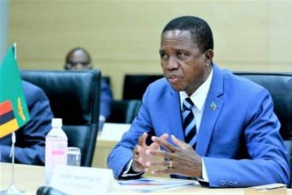 Zambian leader defends investments in road works