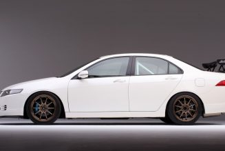 2008 Acura TSX: Finding That Perfect Balance