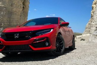2020 Honda Civic Si Road-Trip Review: Comfortably Sporty