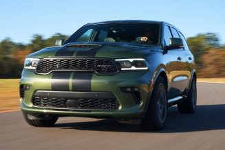 2021 Dodge Durango SRT Hellcat First Drive Review: Mr. Incredible