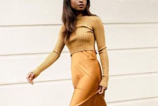 25 Amazing Winter Dresses to Take Note of This November