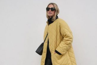 7 Ideas For How to Style A Duvet Coat This Winter
