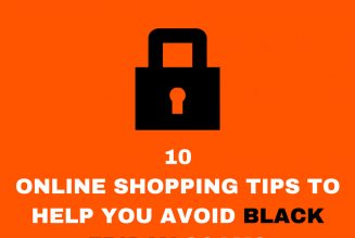 9 Ways to Avoid being Scammed Online this Black Friday
