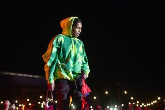 A$AP Rocky Delivered Thanksgiving Meals To Same Shelter He Once Lived With Mother