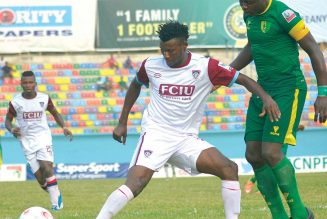 Abdu Maikaba: Plateau United not fully ready for CAF Champions League