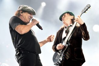 AC/DC's 'Power Up' Plugs In For Second Week Atop Australia's Albums Chart