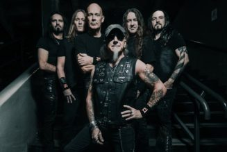 ACCEPT Wanted To Make 'An In-Your-Face Heavy Metal Album' With 'Too Mean To Die'
