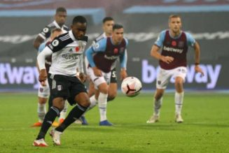 Ademola Lookman needs to learn from his penalty miss – Fulham boss