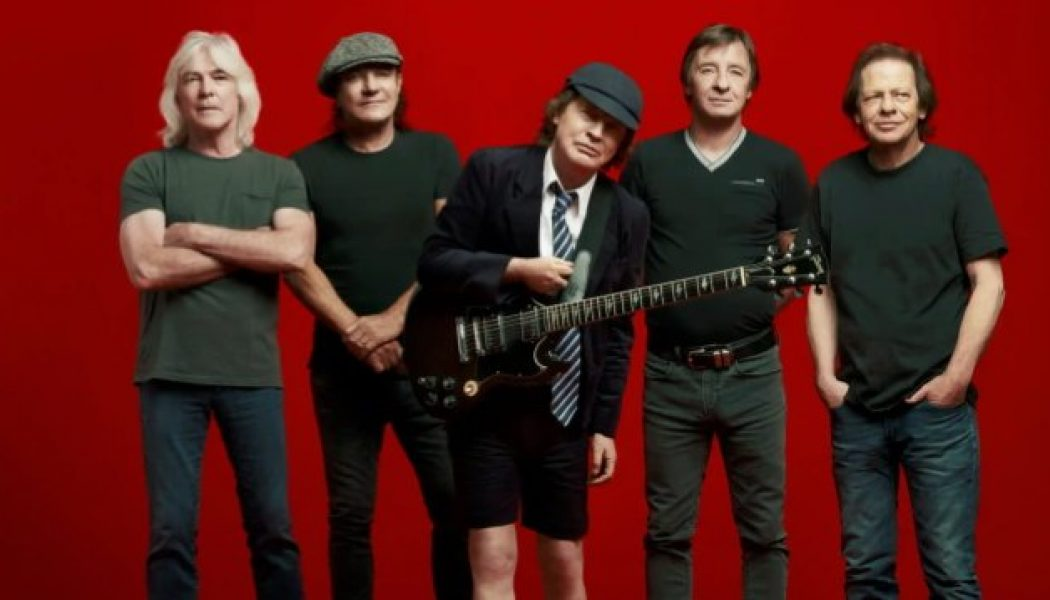 ANGUS YOUNG Defends AC/DC's Unchanging Sound: 'This Is What We Do Best — We Make Rock And Roll'