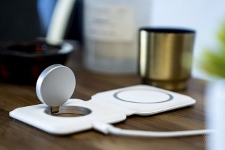 Apple's MagSafe Duo is less powerful than the regular MagSafe charger