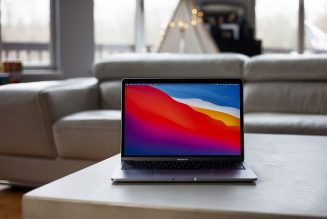 Apple's new M1-powered MacBook Pro 13 is already $50 off
