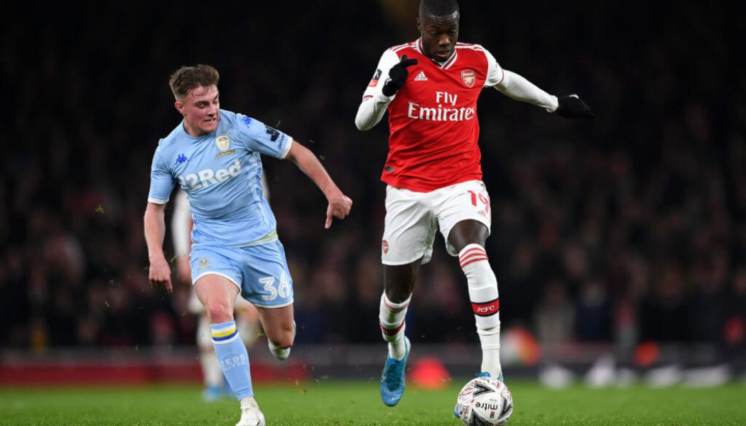 Are Arsenal looking to sell Nicolas Pepe?