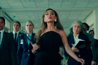 Ariana Grande on Track For U.K. Chart Double