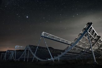 Astronomers trace mysterious space radio waves to a source within our galaxy