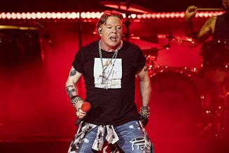 """Axl Rose Poetically Urges Americans to Vote for a """"Better World"""" in the """"Face of Fear and Intimidation"""""""