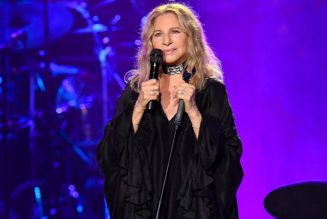 Barbra Streisand, Desmond Child Encourage Voting Through 'Lady Liberty' Lyric Video: Watch