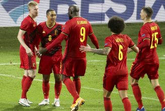 Belgium downs England hope for the knockout stage of Nations League