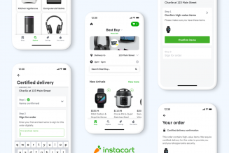 Best Buy partners with Instacart for same-day delivery across the entire US