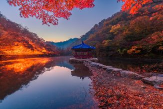 Best hikes in South Korea: 8 stunning trails