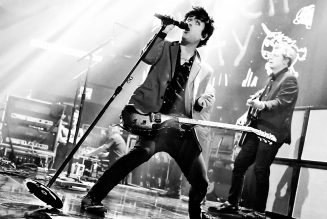Billie Joe Armstrong Says Trump Is 'Holding Half of the Country Hostage'