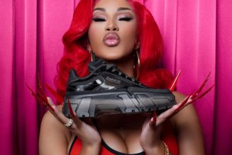 Bok Girls: Reebok And Cardi B Drop Her First Footwear Collection