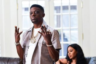 "Boosie Badazz Says He's ""Good"" After Getting Shot In Leg"