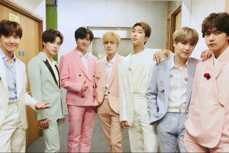 BTS Score Second No. 1 Album This Year with BE
