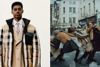 Burberry and Marcus Rashford's New Fashion Film Will Make You Want to Get Off Your Feet and Dance