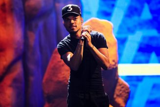 Chance the Rapper Admits His Dad Didn't Initially Approve of His Career Choice
