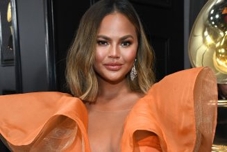 Chrissy Teigen Honors Son Jack With Sweet Tattoo After Her Miscarriage