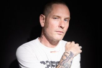 COREY TAYLOR To Star In New Horror Film 'Rucker'