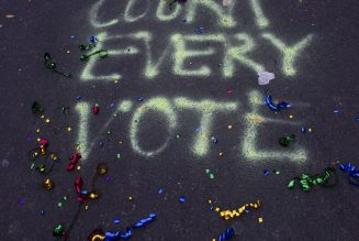 Count Every Vote got its power from the Black Lives Matter movement