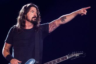 Dave Grohl on Going in a Different Direction with Upcoming 'Party Album' Medicine At Midnight
