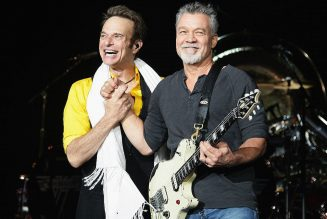 David Lee Roth Shares New Song Dedicated to Eddie Van Halen