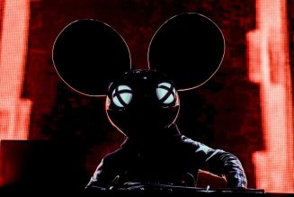 deadmau5 Announces 2020 New Year's Drive-In Shows