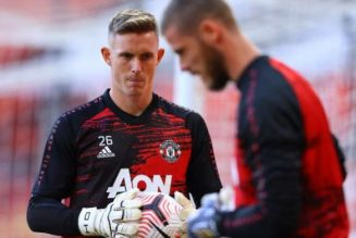 Dean Henderson could leave Manchester United on loan in January