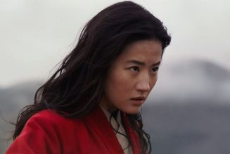 Disney's live-action Mulan will be out on Blu-ray next week