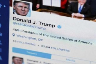 Donald Trump will lose special Twitter protections when Joe Biden takes office