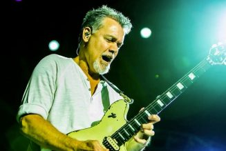 Eddie Van Halen Had Stage 4 Lung Cancer and a Brain Tumor, Reveals His Son Wolfgang