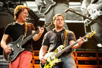 Eddie Van Halen's Son Misses Moments With His Father 1 Month After His Death