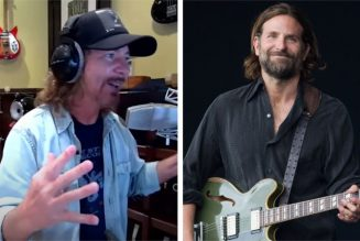 Eddie Vedder Reveals the One Piece of Advice He Gave Bradley Cooper for A Star Is Born