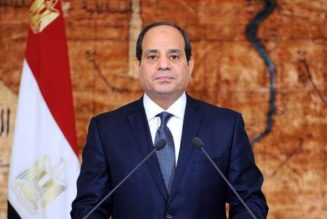 Egypt says plans railway lines extending to Libya, Sudan