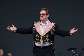 Elton John Teams Up With TikTok For Special World AIDS Day Campaign