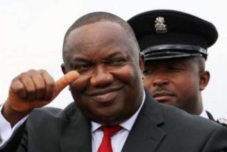Enugu governor applauds role of corps members in healthcare delivery