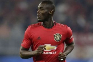 Eric Bailly's agent says Serie A switch logical