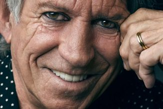 """For The Rolling Stones' 60th Anniversary, Keith Richards Says """"The Plans Are to Still Actually All Be Alive"""""""